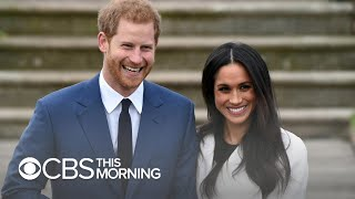 Prince Harry and Meghan Markle expecting first child