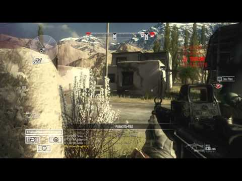 Operation Flashpoint: Red River - Co-Op Multiplayer Trailer Video (HD)