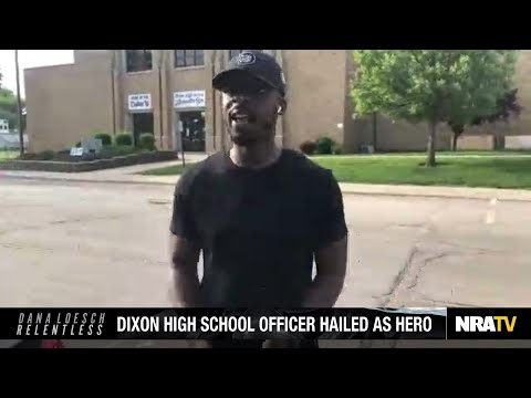Colion Noir: Media Ignores Good Guy With a Gun Who Stopped Mass Shooting