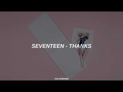 Seventeen - Thanks // Sub Español