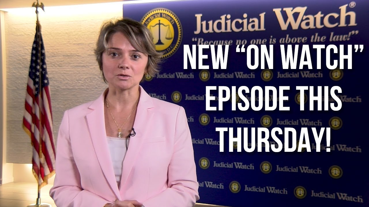 """SAVE THE DATE: New """"On Watch"""" Episode on THURSDAY, AUGUST 29 @ 7pm ET"""