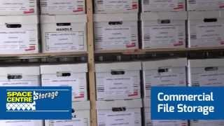 Commercial File Storage - Space Centre Self Storage Kelowna