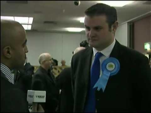 Andrew Stephenson MP talks to Ummah Channel