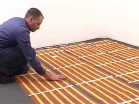 Under Floor Heating Installation For Wood Floors