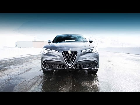 My best video so far?! The Alfa Romeo Stelvio, Alps & drones!