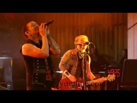 Shinedown - Bully - Live HD (PNC Bank Arts Center)