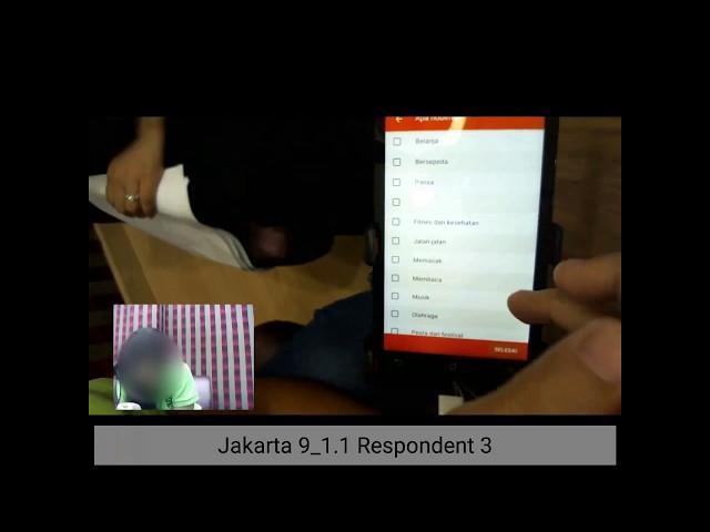 App Test in Jakarta