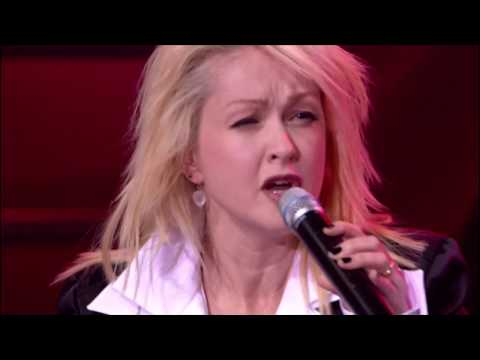 Cyndi Lauper  -  Sound Stage Live at Chicago (2004), 1080p