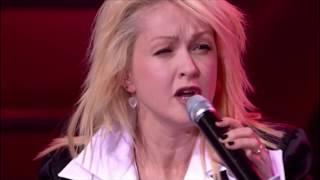 Cyndi Lauper  -  Sound Stage Live at Chicago (2004), 1080p