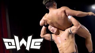 【Oriental Wrestling 20】 Multiplayer fighting!Who will get the last ticket  to AEW?