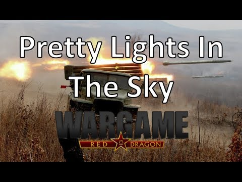 Wargame Red Dragon - Pretty Lights In The Sky