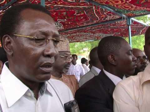 Tchad: Idriss Deby grand favori de la présidentielle