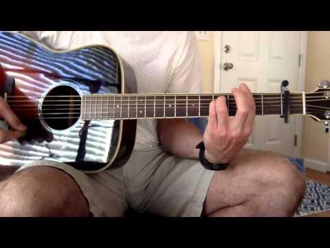 Bleachers - Rollercoaster Guitar Lesson