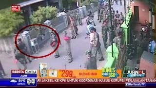 Begini Aksi Kebrutalan Oknum TNI AU di Medan Polonia