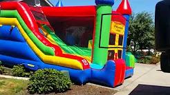 Castle bounce house / jump house / moonwalk rent in Portland OR