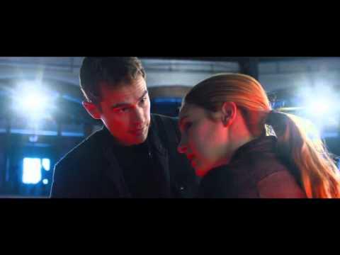 Divergente - Trailer en español (HD)