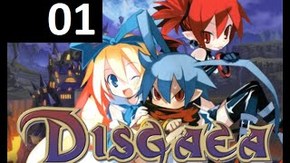 Disgaea Hour of Darkness [part 1] - Netherworld Tour (Tutorials) | StoneMonkWisdom