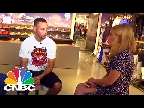 Steph Curry: I Love That Colin Kaepernick Stands Up For His Beliefs | CNBC