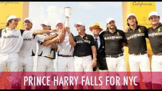 Prince Harry Falls for NYC