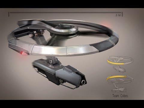 Sketchup Drone Modelleme 01