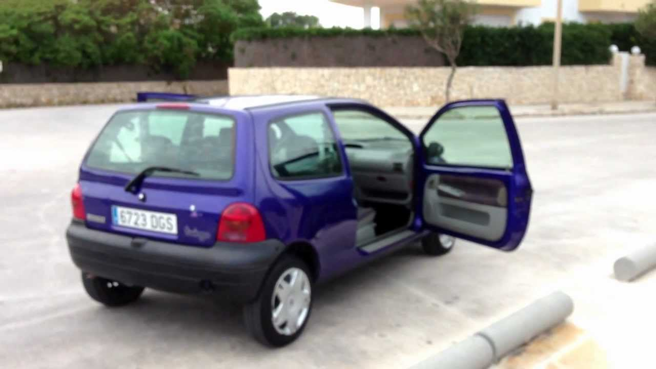 2001 renault 1 2 twingo 2 authentique 3dr lhd in spain youtube. Black Bedroom Furniture Sets. Home Design Ideas