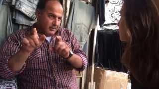بالفيديو.. فلسطيني من القدس: ما يحدث انتفاضة ثالثة وأمرت أولادي بالتزام البيت