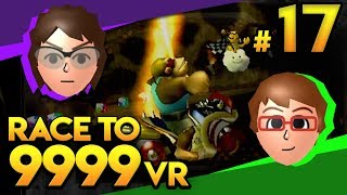 Mario Kart Wii - FLABBERGASTED! - Race To 9999 VR | Ep. 17