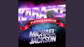 Black Or White (E) — Karaoké Avec Chant Témoin — Rendu Célèbre Par Michael Jackson