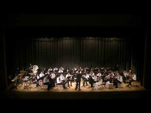 Italian Polka by TWGHs Wong Fut Nam College HOMECOMING CONCERT 2016 Alumni Band