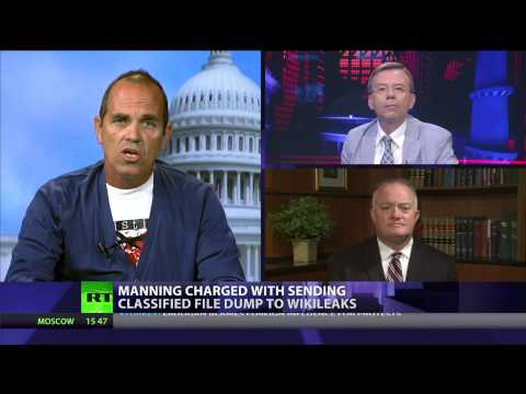 CrossTalk: The passion of Bradley Manning