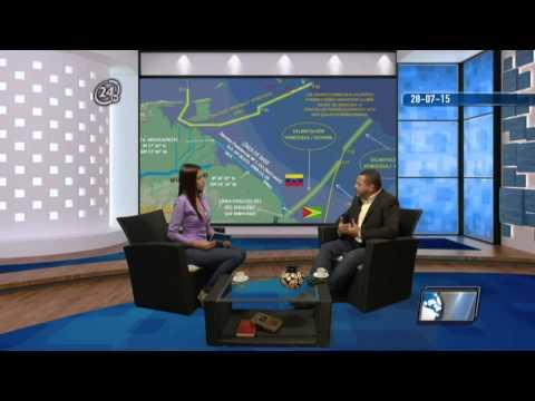 Noticias 24 entrevista a constitucionalista Jesús Silva