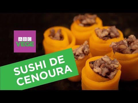 Episódio 63 - Sushi de Cenoura