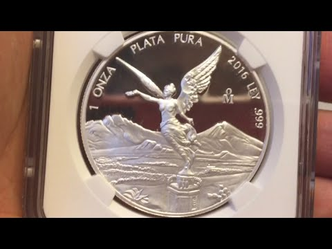 Mexican Silver Coin Porn (Happy Cinco De Mayo)