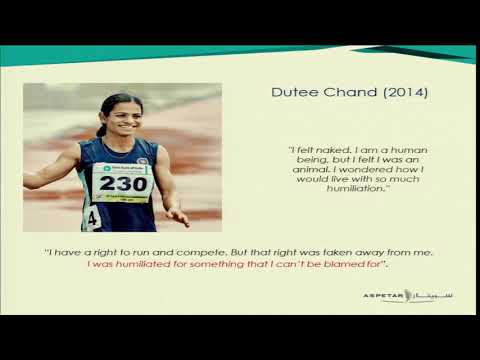 """Human rights and the pursuit of """"fair play"""" in female sport"""