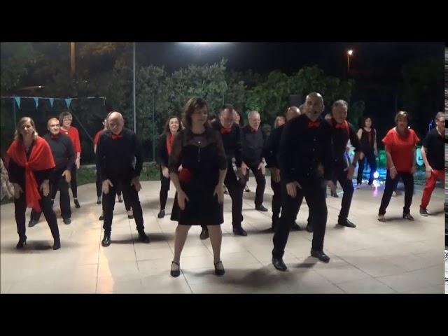 Esibizione allievi balli di gruppo 2019