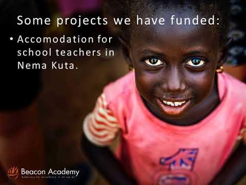 Beacon Academy Sixth Form Gambia 2017