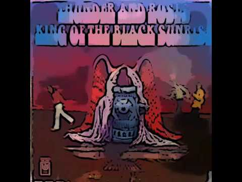 Thunder And Roses - King Of The Black Sunrise (1969) [Full Album] 🇺🇸 Heavy Psychedelic Blues Rock