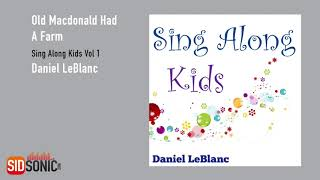 Sing Along Kids Volume 1