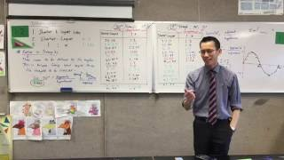 Trigonometry (2 of 2: Defining the ratios found as sine, cosine and tangent)