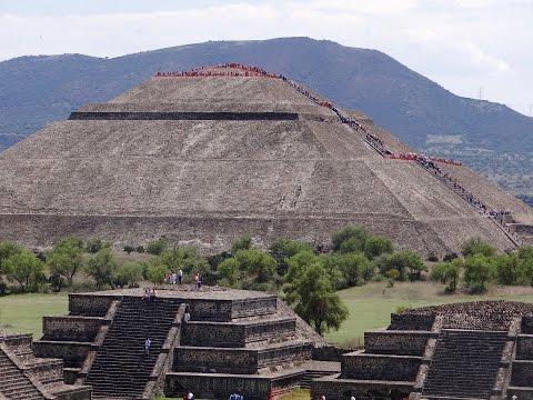 LA HISTORIA SECRETA DE LOS AZTECAS - DOCUMENTAL