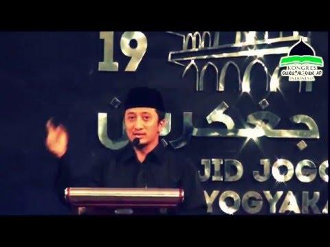 Ceramah mengharukan Ust. Yusuf Mansur - Menanamkan Al Quran di hati kita dan anak-anak kita