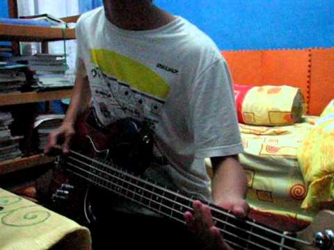 the SIGIT nowhere end    bass cover