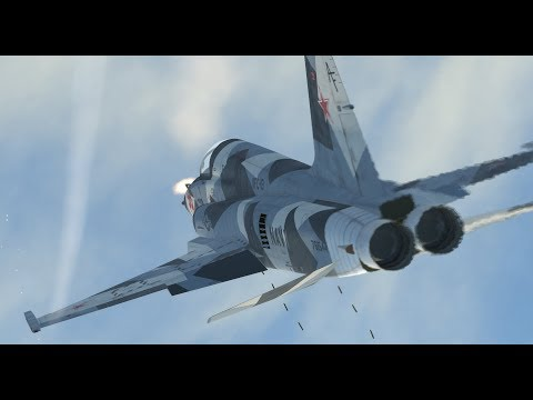 DCS: 2.5 Caucasus (Live VR) F-5E A2G & Cloud surfing