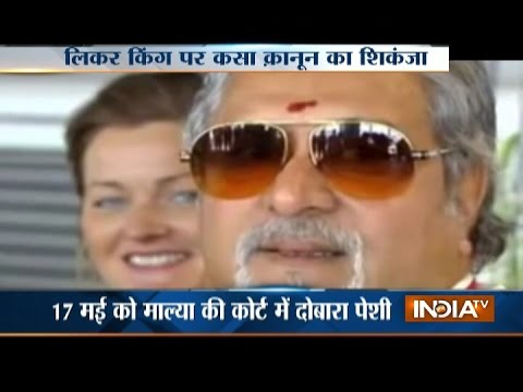 UK sets in motion process for Vijay Mallya's extradition