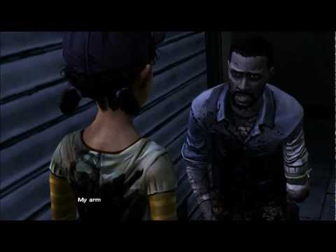 The Walking Dead: Lee & Clementine  Take Us Back