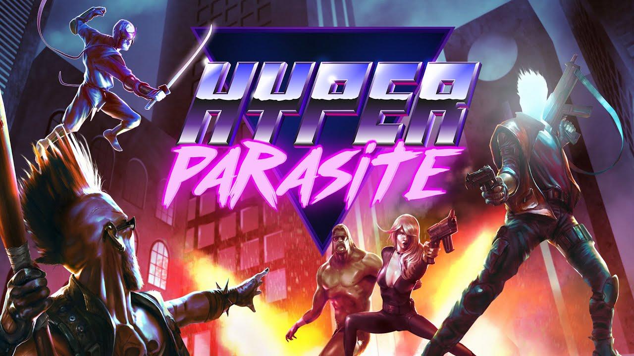 Gameplay trailer για το HyperParasite