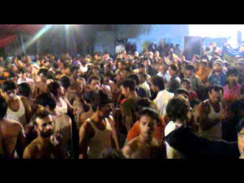 25 Moharm Matami Sangat Bangla Gogera in Depalpur 2011 Part 1