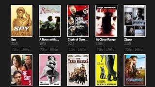 Cara mudah download film, dengan kualitas 1080p bluray, web dl, dll