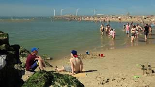 Le Portel-plage l'épi le fort de l'Heurt