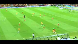 Aaron Mooy - Highlights vs Bangladesh (3/09/2015)
